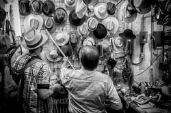 El sombrerero