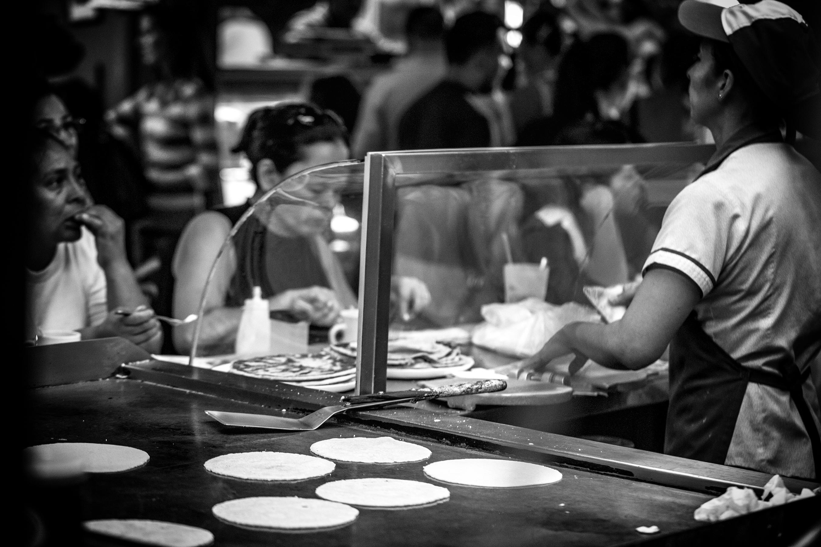 17 Las tortillas