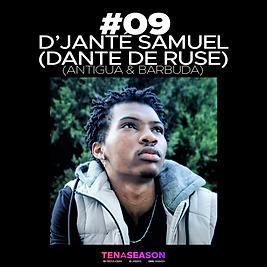 TAS_Announcement #09 D'Janté Samuel (Dan