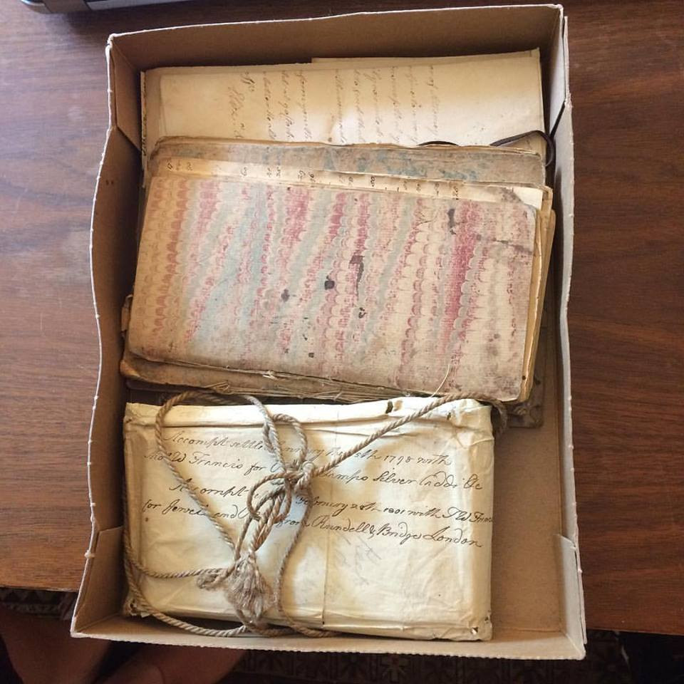 Eliza Powel's account books