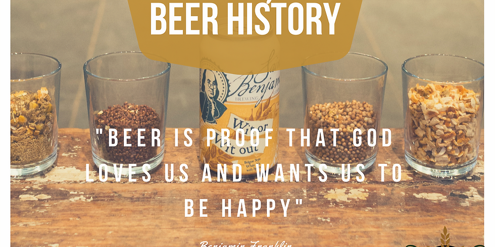 Philly Beer History: Home Brewed Events