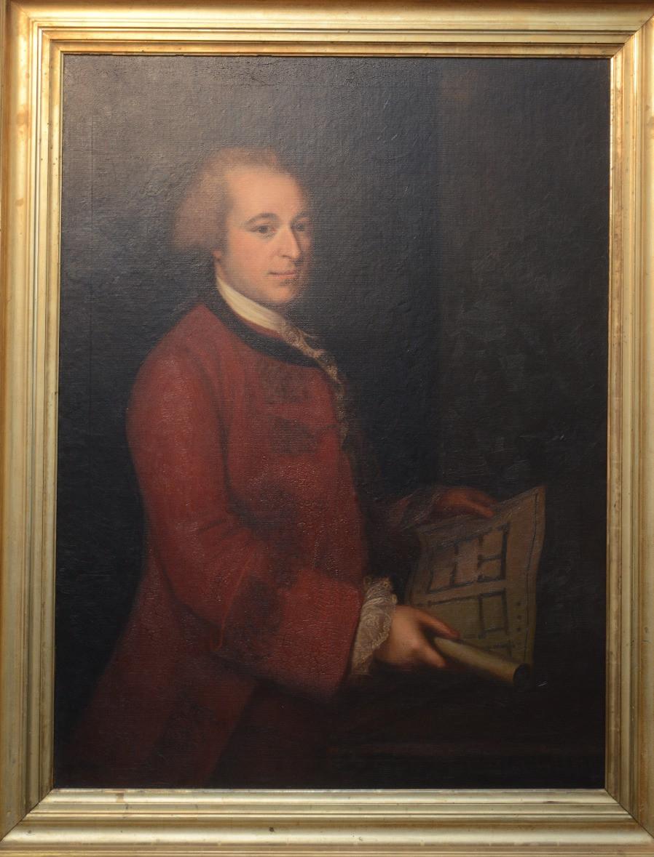 Portrait of Samuel Powel