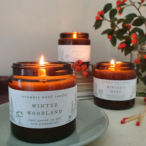 A Winter's Tale Candles