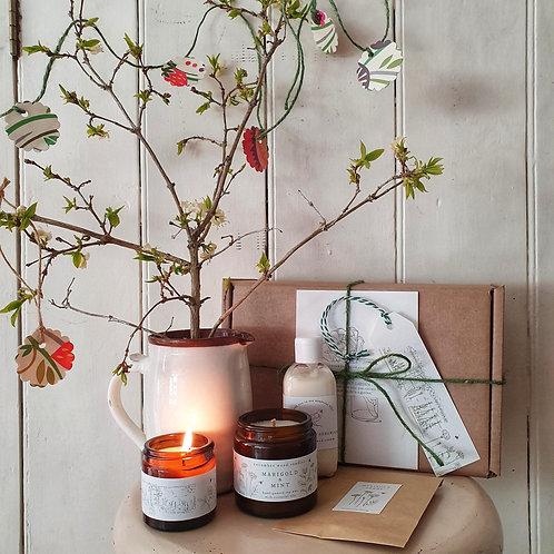 The Secret Garden gift set - Spring