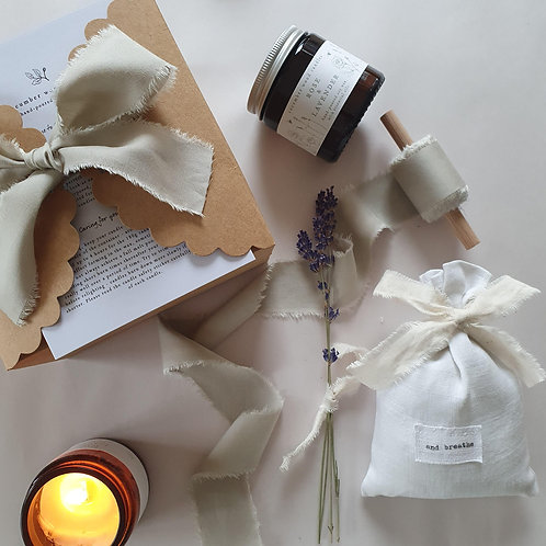 A Moment of Calm gift set
