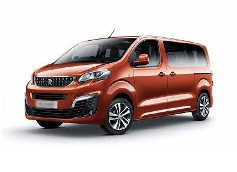 Aislantes térmicos 9 capas Peugeot Traveller 2016 compacta