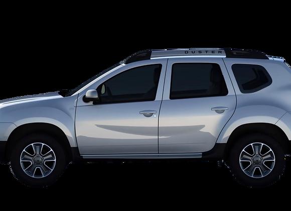 Aislantes térmicos 9 capas Dacia Duster 2010-2017