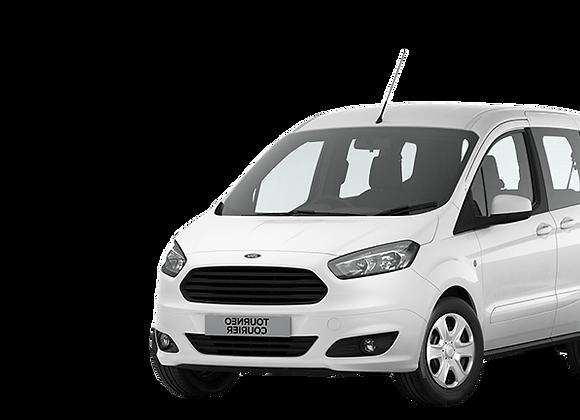Aislantes térmicos 9 capas Ford Tourneo Courier