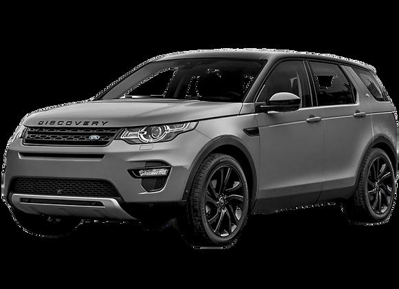 Aislantes térmicos 9 capas Land Rover discovery sport