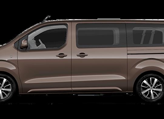 Aislantes térmicos 9 capas Toyota Proace II larga desde 2016