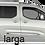 Thumbnail: Aislante térmico 9 capas Toyota ProAcer City Verso  LARGA