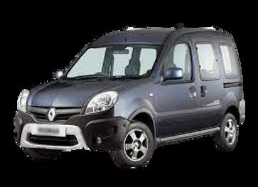 Aislantes térmicos 9 capas Renault Kangoo II