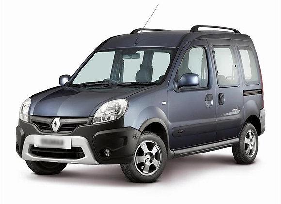 Aislante temico 9 capas Renault Kangoo II