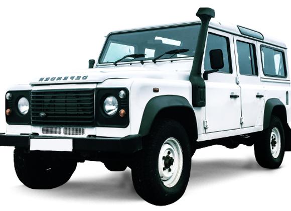 Aislantes térmicos 9 capas Land Rover Defender