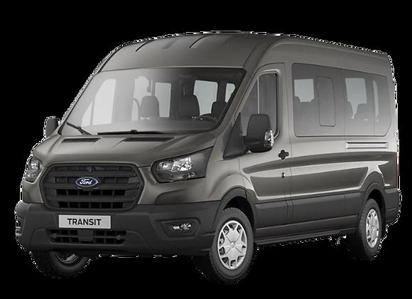 Aislantes térmicos 9 capas Ford Transit 2020