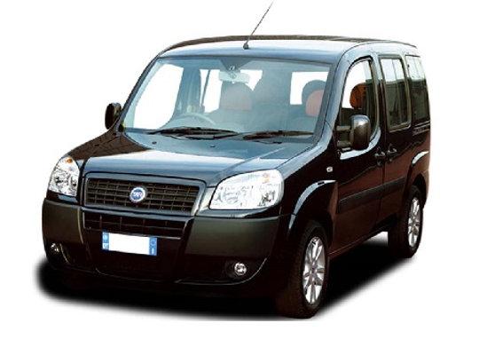 Aislante termico 9 capas Fiat Doblo1