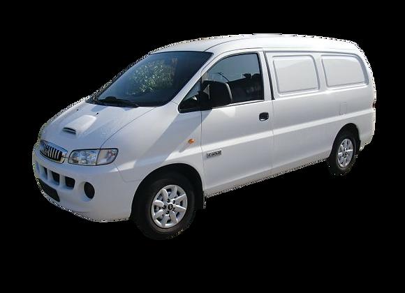 Aislantes térmicos 9 capas Hyundai H1 furgon 97-07