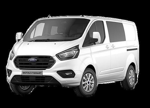 Aislantes térmicos 9 capas Ford Transit Custom Mixta