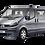 Thumbnail: Aislantes térmicos 9 capas Renault Trafic X83 corta años 2002-2014