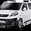 Thumbnail: Aislantes térmicos 9 capas Peugeot Traveller 2016 Mixta