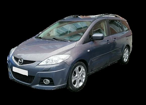Aislantes térmicos 9 capas Mazda 5