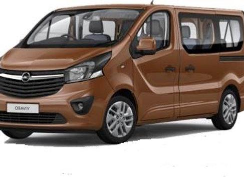 Aislante temico 9 capas Opel Vivaro III X 82 año 2014 corta