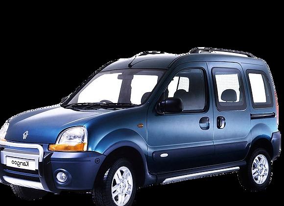 Aislantes térmicos 9 capas Renault Kangoo I año 1997-2008