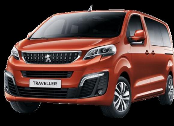 Aislantes térmicos 9 capas Peugeot Traveller 2016 media