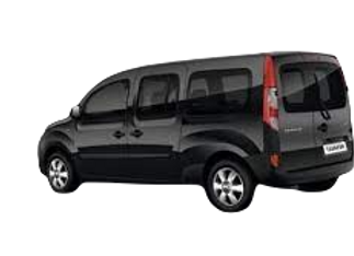 Aislantes térmicos 9 capas Renault  Grand Kangoo II
