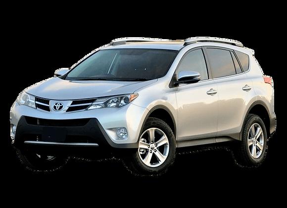 Aislantes térmicos 9 capas Toyota RAV4 2012-2018