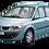 Thumbnail: Aislantes térmicos 9 capas Renault Scenic 2003-2009