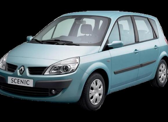 Aislantes térmicos 9 capas Renault Scenic 2003-2009