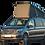 Thumbnail: Aislantes térmicos 9 capas Mercedes Vito  W-447 Clase V Marco Polo
