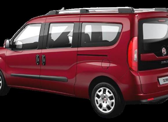 Aislantes térmicos 9 capas  Fiat Doblo Maxi