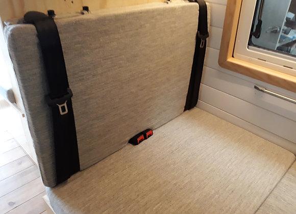 asientos- cama convertibles( precios orientativos)