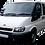 Thumbnail: Aislantes térmicos 9 capas Ford Transit  año 2000-2006