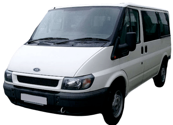 Aislantes térmicos 9 capas Ford Transit  año 2000-2006
