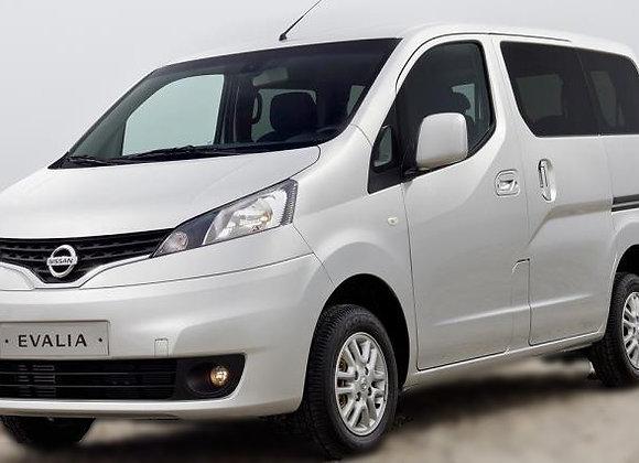 Aislantes térmicos 9 capas Nissan NV-200 Evalia