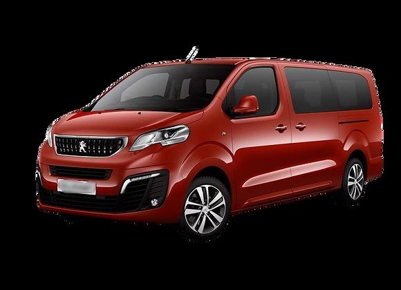 Aislantes térmicos 9 capas Peugeot Traveller 2016 larga