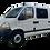 Thumbnail: Aislantes térmicos 9 capas Nissan Interstar Mixta 2003-2010