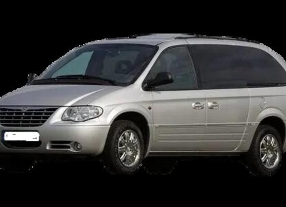 Aislantes térmicos 9 capas Chrysler Grand Voyager
