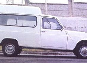 Aislante temico 9 capas  Renault 4L