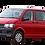 Thumbnail: Aislantes térmicos 9 capas VW T5 Transporter Mixta