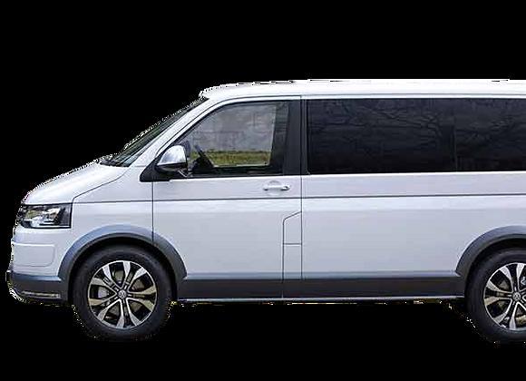 Aislantes térmicos 9 capas VW T5 Multivan larga