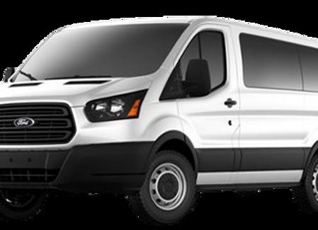 Aislantes térmicos 9 capas Ford Transit Custom larga
