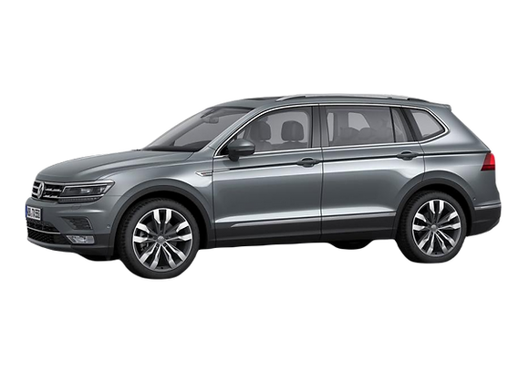 Aislantes térmicos 9 capas Volkswagen Tiguan 2016-2021