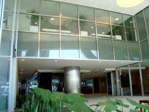 Bradesco Alpha Building: Um lobby de acesso seguro e transparente