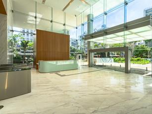 Edifício Grande Ufficiale Evaristo Comolatti: transparência personalizada
