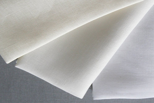 The Whites Collection - Irish Linen Lt Weight