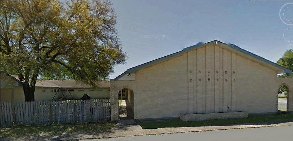 Sulphur LA Church of Christ-Maplewood
